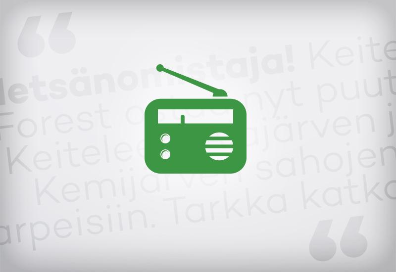 Työnäyte: Keitele Forest, radiomainonta, äänimainos