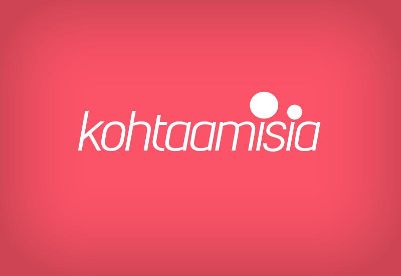 Työnäyte: Kuopion kaupunki, logo, graafinen suunnittelu