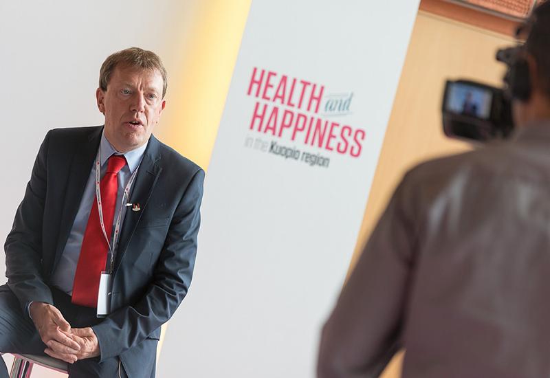 Työnäyte: Who Healthy Cities, konferenssi, tapahtumamarkkinointi
